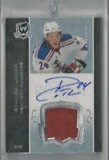 2007-08 UPPER DECK THE CUP RYAN CALLAHAN RC AUTO PATCH 003/249!!