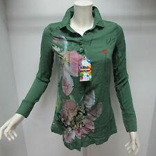 DESIGUAL t-shirt femme YUPI 51C22C1-4034 couleur vert/MULTICOLORE taille.S été