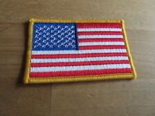 US ARMY PATCH 50 Stars manches insigne DRAPEAU FLAG NAVY USMC Vietnam wk2 ww2 Nam
