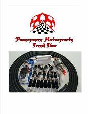 LS1 Swap Complete Fuel System Kit Retrofit Fragola, Walboro, Russell