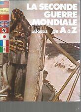 LA 2nde GUERRE MONDIALE DE A à Z N°07 SOUS-MARINS ALLEMANDS / MUR ATLANTIQUE