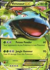 Venusaur EX / Bisaflor EX - 1/146 XY - EX Karte Englisch Pokemon NM