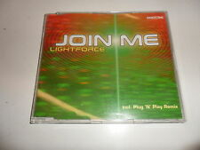 Cd   Lightforce  ‎– Join Me