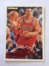 1994-95 Fleer NBA Basketball Card - Chicago Bulls #35 Scottie Pippen