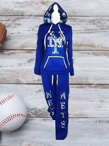 New York Mets hoodie +joggers 2pc set