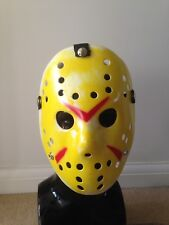 Jason Voorhees Aged Scary Mask Hockey Halloween Mask Friday13th