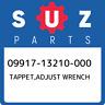 09917-13210-000 Suzuki Tappet,adjust wrench 0991713210000, New Genuine OEM Part