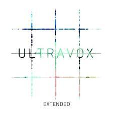 ULTRAVOX - EXTENDED - NEW CD ALBUM