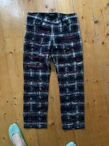 Junya Watanabe Check Pants
