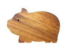 Pig Wooden Cheese/Chopping Board by The Chopping Block Shop