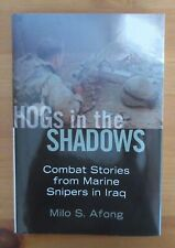 SNIPER USMC IRAQ BOOK MARINE CORPS afong sniping