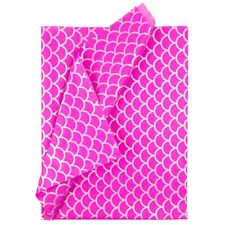 Tissue Paper - Pink Mermaid - 100 Sheets