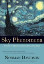 Waldorf Teaching:  Sky Phenomena : A Guide to the Stars by Norman Davidson