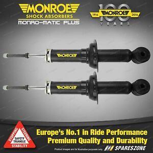 Rear Monroe Monro-Matic Plus Shocks for Subaru Liberty Gen VI BN 2.5 3.6
