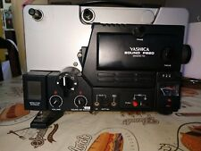 Yashica Sound P820 Magnetic super 8 projector working