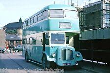 Leon, Finningley 57 432KAL Daimler CVD6 Bus Photo Ref P429