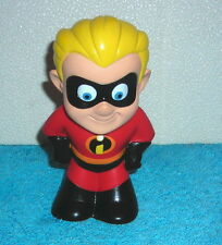 "Disney The Incredibles Dash 5"" Squeak Bath Toy Figure Cake Topper"