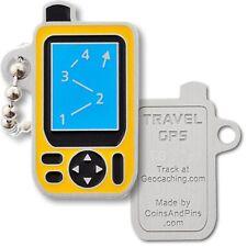 Ricevitore GPS (gpsr) Micro Indicatore di viaggio per Geocaching (viaggio Bug Geocoin)