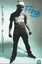 """Turquoise Jeep signed autograph Flynt Flossy """"Like to Dance"""" RARE COA LOOK!"""