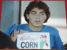 GEORGE CLOONEY SIGNED ATTACK OF KILLER TOMATOES FUNNY 8X10 STILL PHOTO AUTO COA