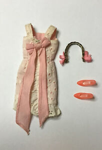 Vintage Francie SUMMER FROST #1276 1967 Outfit Barbie