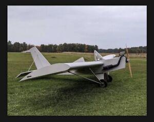 Mini Max Ultralight Airplane Aircraft - Rotax 277 Brand New Engine