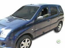 DSU28628 SUZUKI IGNIS 5 DOOR 2000-2008  WIND DEFLECTORS  4pc HEKO TINTED