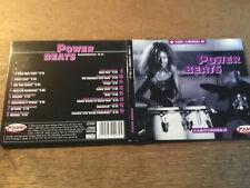Power Beats [CD Album] 24 Karat Gold / Saga Toto Gong Santana Antolini