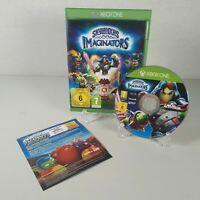 Skylanders Imaginators Xbox One Adventure Video Game Insert PAL