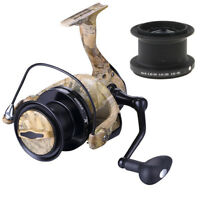 Spinning Reel Long Distance Cast Sea Fishing Reel AFS Series + Spare Spool