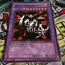 Skull Knight Common MRD-E123 Unlimited Light Played