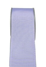 """3y Light Orchid 75mm 3"""" Premium Grosgrain Ribbon Extra Wide Eco Wedding Gift"""