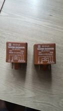 Saab 900 classic convertible pair roof relays 1990