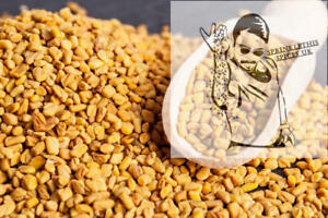 Fenugreek Seed Whole Methi Premium Indian Quality Cooking Spice Curry 10g - 1kg