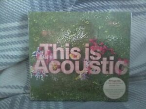 This Is Acoustic Cd (2015) New / Sealed - UK seller - free UK postage
