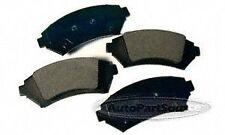 VGX MF818 Front Semi Metallic Brake Pads