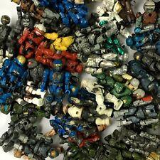 Lot OF 20 Random Halo Mega Bloks SOLDIER Action Figure boys toy QA363