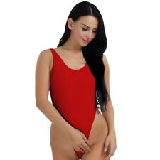 Women Sheer Lingerie Leotard Bikini Bodysuit Thong Monokini Swimwear Beachwear