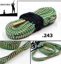 Dog & Field Bore Cleaner .243 Rifle Snake Gun/Rifle Care Accessories