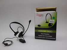 ***XBOX 360*** RocketFish Gaming Headset (RF-GXB1301) (15093)