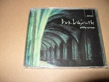 Philip Grange Dark Labyrinths 8 track cd 1999 New & Sealed