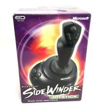 Sealed Microsoft SideWinder Joystick Controller USB Plug-n-Play Factory Sealed