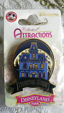 Phantom Manor Attraction Series Disney Land Paris Dlrp Dlp 2013 Glow in Dark pin
