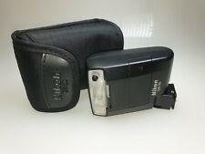 Nikon Speedlight SB-30 TTL Aufsteckblitz
