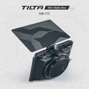 Tilta MB-T15 Tiltaing 4 * 5.65 Mini Matte Box for DSLR mirrorless style cameras