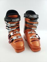 Tecnica Rider Youth Downhill Ski Boots w/Micro-Adjustable Buckles  3 1/2 - 36