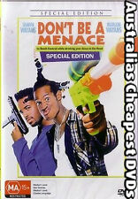 Don't be a Menace DVD NEW, FREE POSTAGE WITHIN AUSTRALIA REGION 4