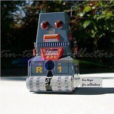 ROBOTANK LITHOGRAPHIERTES BLECH ROBOTER R 1 - KLASSE SAMMLERSTÜCK