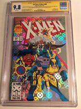 CGC 9.8 SS Uncanny X-Men #300 signed by Romita Jr. Milgrom Lobdell Peterson +2