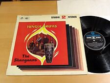 South African Psych Beat THE SHANGAANS Jungle Drums COLUMBIA UK STUDIO 2 STEREO